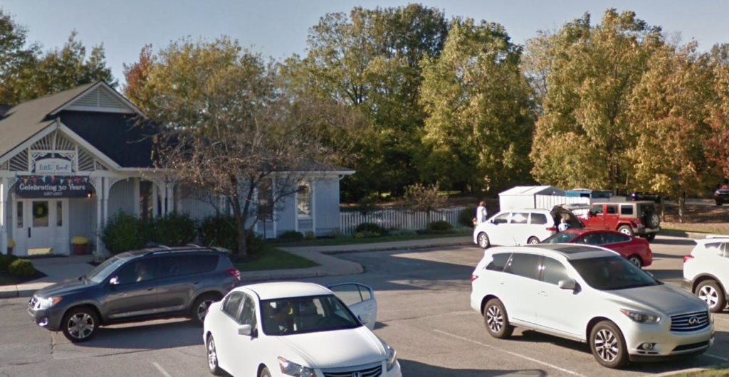 Parking Is A Breeze In Our Spacious Lot - Preschool & Daycare Serving Carmel, Indiana